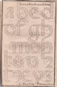 Arte Nuevo de Escribir por Preceptos Geometricos y Reglas Mathematicas