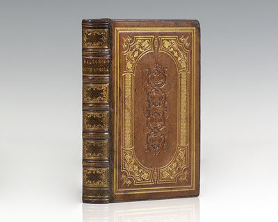 London: John Murray, 1853. First edition of Sir Francis Galton's account of his expedition to South ...