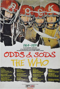 image of Odds and Sods (Original poster for the 1974 album)
