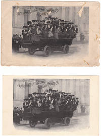image of 1910 American Sight-Seeing Car and Coach Company Advertising Card with  Original Envelope