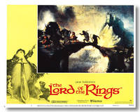 [Set of Pictorial Studio Lobby Cards for]: THE LORD OF THE RINGS