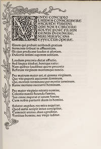 Laudes Beatae Mariae Virginis