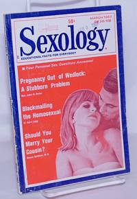 image of Sexology: educational facts for everybody; vol. 33, #8, March 1967: Blackmailing the homosexual