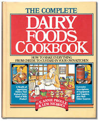 The Complete Dairy Foods Cookbook.
