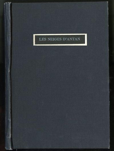 Belfast: Crannog Press, 1973. First Edition. Hardcover (Original Cloth). Very Good Condition. Eilisa...
