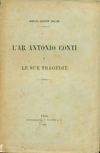 L'Ab. Antonio Conti e le sue tragedie