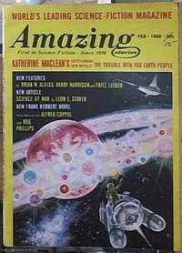 image of Amazing Stories: February 1968, Volume 41, Number 6