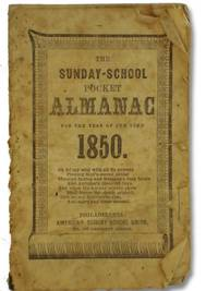 image of The Sunday-School Pocket Almanac for the Year of Our Lord 1850