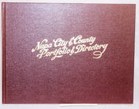image of Napa city and county portfolio and directory a limited, numbered re-published editon