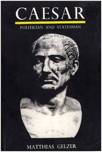 image of Caesar: Politician and Statesman