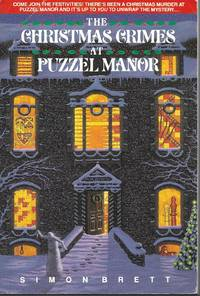 image of Christmas Crimes At Puzzel Manor