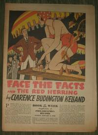 image of Face the Facts & The Red Herring    Philadelphia Record Supplement Jan 2, 1938