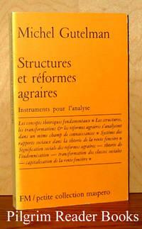 Structures et réformes agraires: Instruments pour l'analyse