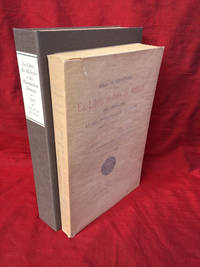 [BOOK PROVENANCE / MEDICAL DOCTORS]. Essai de repertoire des ex-libris et fers de reliure des medecins et des pharmaciens francais by  Gonzague  Eugene and VAILET - Paperback - FIRST EDITION - 1927 - from Michael Laird Rare Books LLC (SKU: 2374)