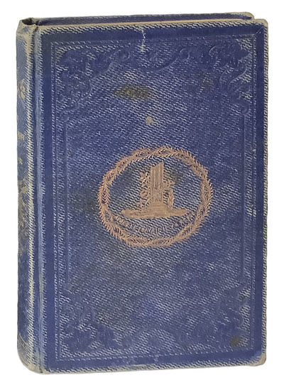 Boston: Gould and Lincoln, 1858. First Edition. Very good. First edition; 5 3/4 x 3 1/2; pp. , iv-vi...