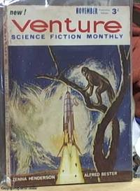 Venture Science Fiction (British Edition), Number 1, September 1963