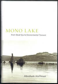 Mono Lake from Dead Sea to Environmental Treasure