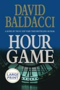 image of Hour Game (Large Print)