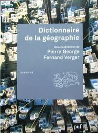 image of Dictionnaire de la géographie