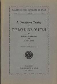image of A Descriptive Catalog of the Mollusca of Utah