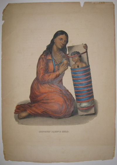 Philadelphia: F.W. Greenough, 1838. unbound. very good. Portrait. Lithograph with original hand colo...
