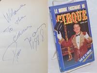 image of Pierre Jean et le Monde Fascinante du Cirque. Plus de 75 Photos