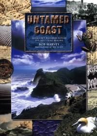 image of Untamed Coast: Auckland's Waitakere Ranges and West Coast Beaches (New Zealand behind the postcards)