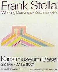 image of Frank Stella: Working Drawings-Zeichnungen