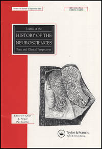 Journal of the History of the Neurosciences ( Vol 14, No 3, September 2005)