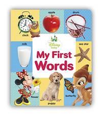My First Words (Disney Baby)