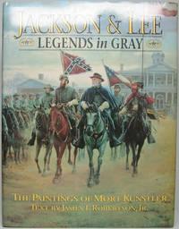 image of Jackson_Lee: Legends in Gray -- The Paintings of Mort Kunstler