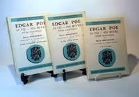 Edgar Poe.  Sa vie - Son oeuvre - Étude analytique.  ( 3 VOLUMES )