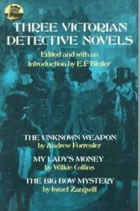 Three Victorian Detective Novels