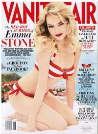 image of VANITY FAIR - EMMA STONE