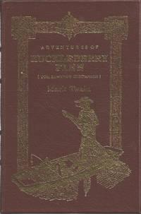 Adventures Of Huckleberry Finn by  Mark (edited by Bernard DeVoto) Twain - Hardcover - Collector's Edition - 1994 - from Pilgrims Rare Books (SKU: 24722)