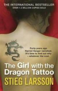 image of The Girl with the Dragon Tattoo (Millennium Trilogy Book 1)