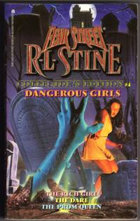 FEAR STREET - DANGEROUS GIRLS Collector's Edition #4
