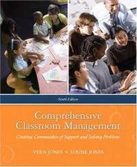 image of Comprehensive Classroom Management: Creating Communities of Support and Solving Problems (9th Edition)