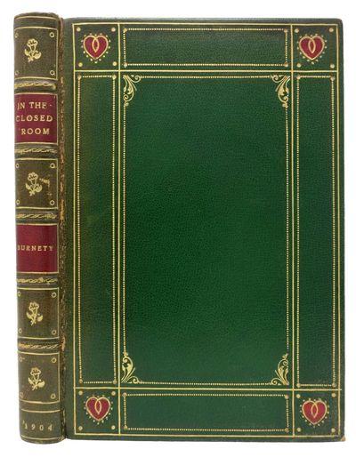 New York: McClure, Phillips & Co, 1904. 1st printing (BAL 2100). Bespoke full green morocco binding ...