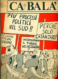 Ca Balà, N.19, Anno II. Mensile Ottobre 1972