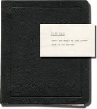 Can-Can (Original script for the 1953 Broadway musical)