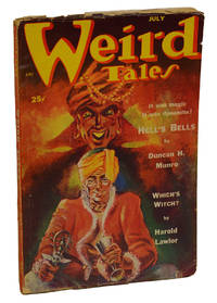 Weird Tales July 1952
