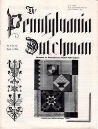The Pennsylvania Dutchman, Vol V, No. 14, March 15, 1954