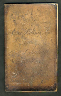 1836 1839 ledger book bank of newburgh ny of aaron belknap with