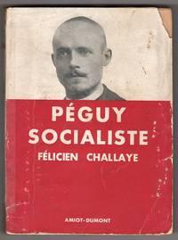 Peguy Socialiste [FRENCH LANGUAGE]