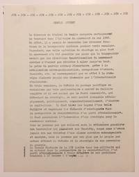 image of Cercle ouvert [handbill]