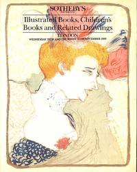 Sale 29/30 November 1989: Illustrated and Private Press Books, Children's  Books and Juvenilia, The Performing Arts, Related Drawings.