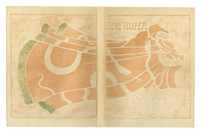 La Loie Fuller.
