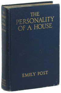 The Personality of a House: The Blue Book of Home Charm