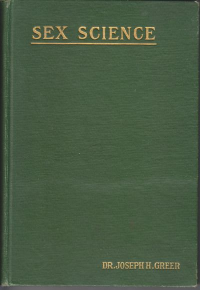 Chicago: the author. (1910). First Edition; First Printing. Hardcover. Very good with minor wear at ...